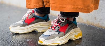 The beautiful ugly sneakers by Balenciaga