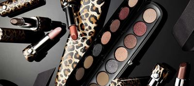 O Marc Jacobs έβγαλε limited edition σειρά μακιγιάζ με leopard packaging!
