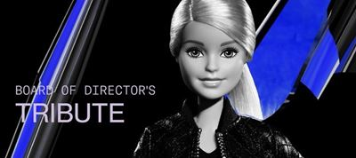 H Barbie θα βραβευτεί με το «Board of Directors' Tribute» στα CFDA Awards!
