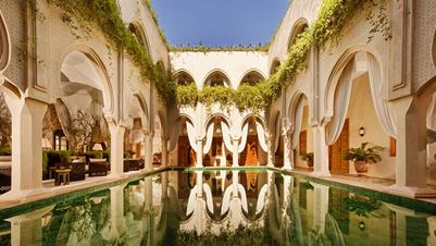 A paradise in Marrakech