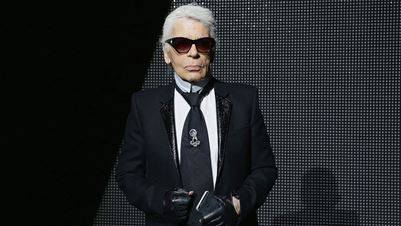 «The White Shirt Project»: Ένα project αφιερωμένο στον Karl Lagerfeld