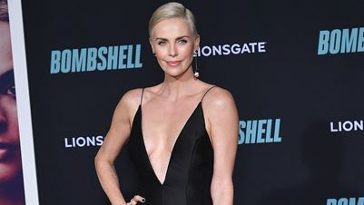 Charlize Theron: Απαστράπτουσα πρεμιέρα της νέας της ταινίας «Bombshell»