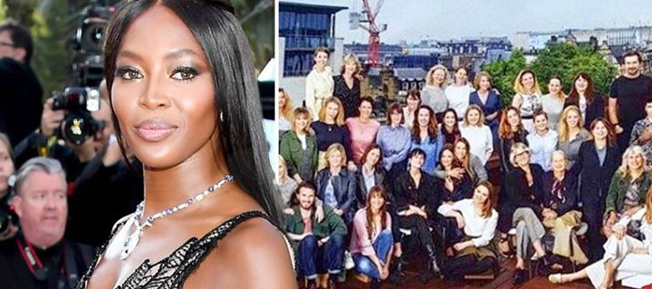 To «καρφί» της Naomi Campbell για τη βρετανική Vogue