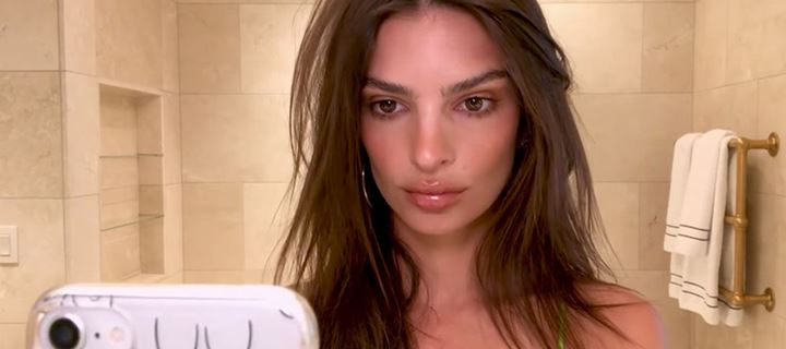 Make-up tutorial από την Emily Ratajkowski