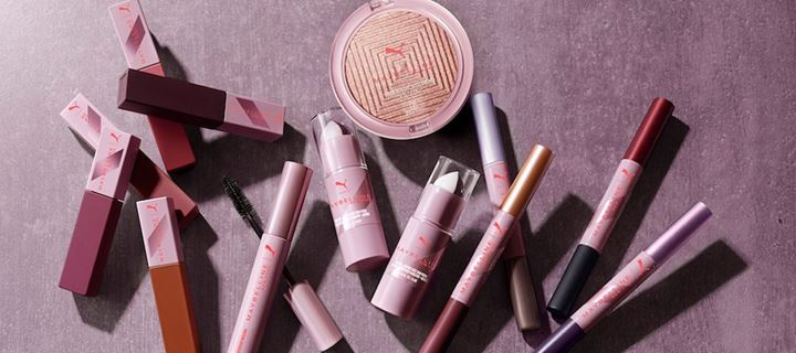 H νέα limited edition collection της Maybelline New York με την Puma!