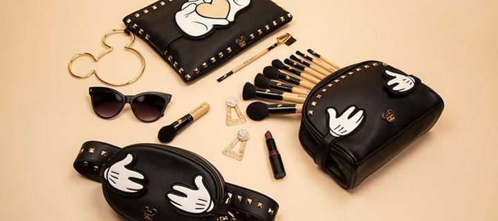 Mickey Mouse makeup πινέλα από την Spectrum Collections!